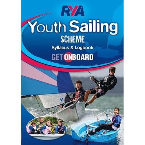 RYA Youth Sailing Scheme Logbook (G11)